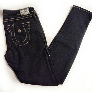 True religion jeans Skinny Sz 32
